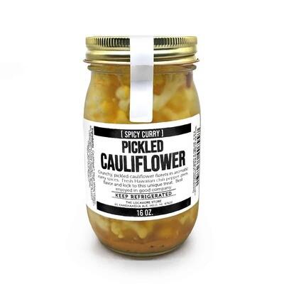 Pickles, Curried Cauliflower (16 Oz.)