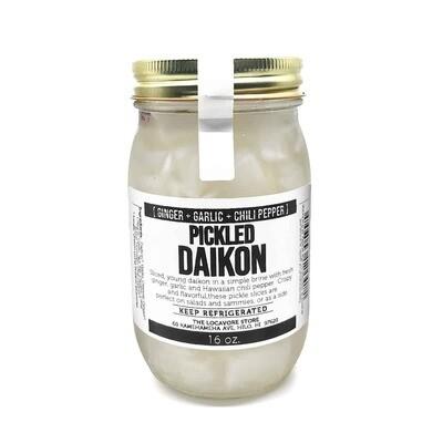 Pickles, Daikon (16 Oz.)