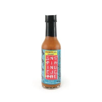 Spicy Ninja, Bengali Spice Hot Sauce (5 Oz.)