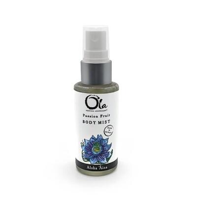 Ola Tropical Apothecary, Body Mist - Passion Fruit (2 Oz.)