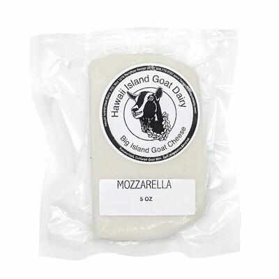 Cheese, Hawaii Island Goat Dairy - Mozzarella (5 Oz.)
