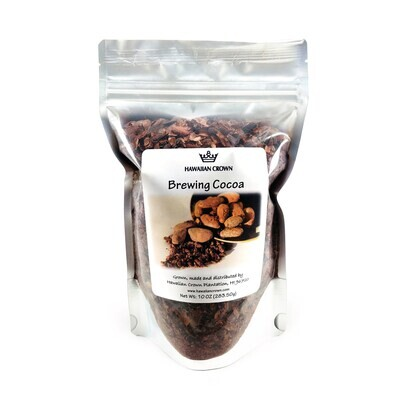 Hawaiian Crown, Brewing Cacao Tea (10 Oz.)