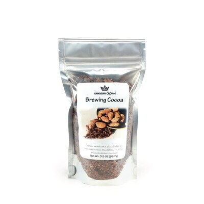Hawaiian Crown, Brewing Cacao Tea (3.5 Oz.)