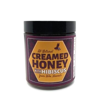Rebels Roost, Creamed Hibiscus Honey (6 Oz.)