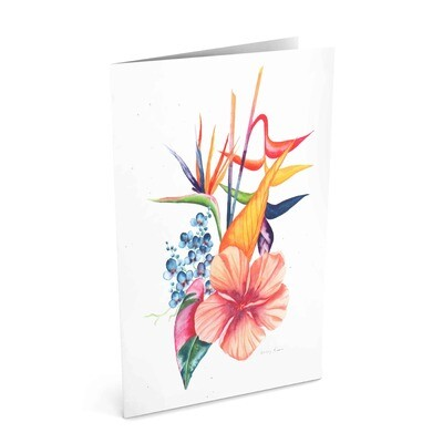 Card, Any Occasion - Floral (Ashley Kaase)