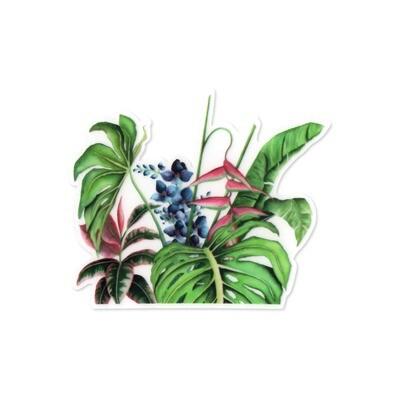 Sticker, Ashley Kaase - In The Garden Die Cut Vinyl Sticker
