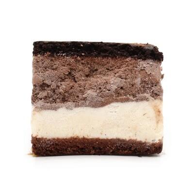Gelato Ono, Chocolate Vanilla Dairy-Free Ice Cream Sandwich
