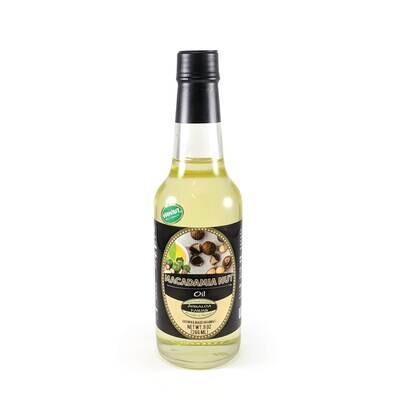 Oils, Ahualoa Farms - Macadamia Nut Oil (9 Oz.)