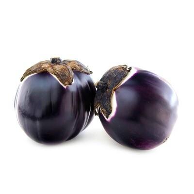 Eggplant, Italian Organic (4 Oz.)