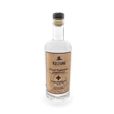 Kuleana Rumworks, Hand Sanitizer (750 Ml)