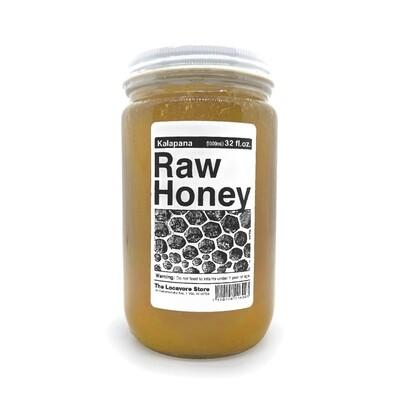 The Locavore Store, Kalapana Gold Raw Honey (32 Oz.)