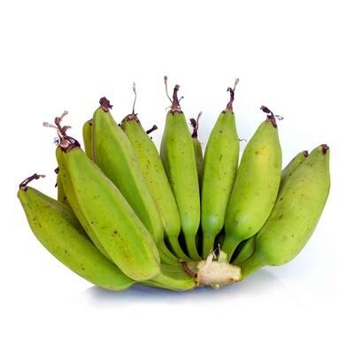 Banana, Cooking - Popo'ulu (1 Lb.)