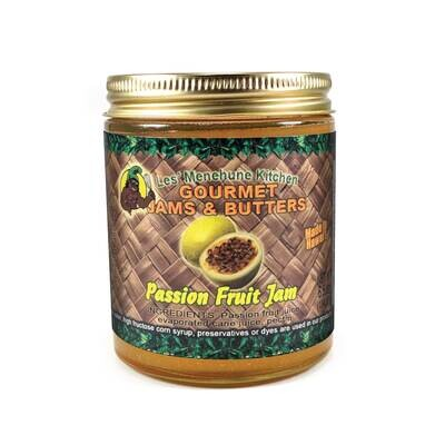Les' Menehune Kitchen, Passion Fruit Jam (6.5 Oz.)