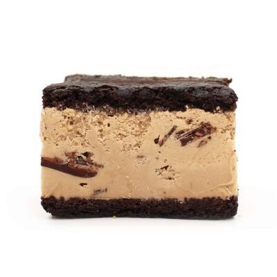 Gelato Ono, Coffee Chocolate Crunch Dairy-Free Ice Cream Sandwich