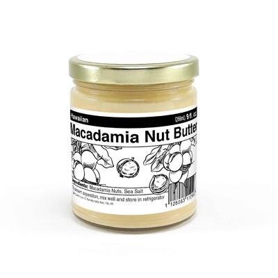The Locavore Store, Macadamia Nut Butter (9 Oz.)
