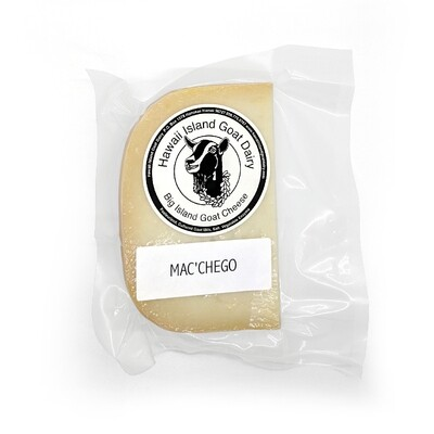Cheese, Hawaii Island Goat Dairy - Macchego (6 Oz.)