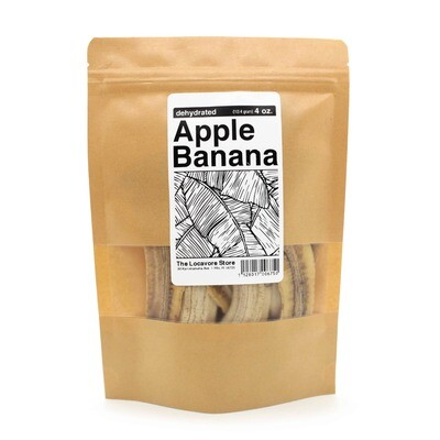 Dried Fruit, The Locavore Store - Apple Banana (4 Oz.)