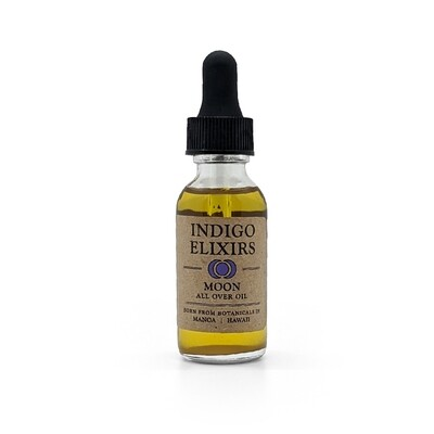Indigo Elixirs, Moon All Over Oil (1 Oz.)
