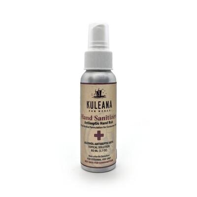 Kuleana Rumworks, Hand Sanitizer Spray (2.7 Oz.)