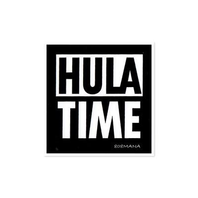 Sticker, 808 Mana - Hula Time (Small)