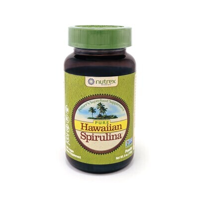Nutrex Hawaii, Spurilna Powder (5 Oz.)