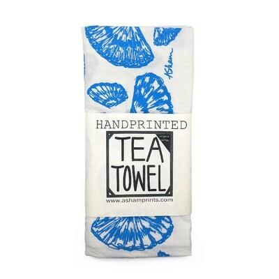 Tea Towel, A. Sham - Opihi (Organic Cotton)