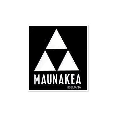 Sticker, 808 Mana - Mauna Kea (Small)