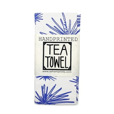 Tea Towel, A. Sham - Wana (Organic Cotton)