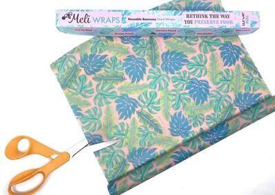 Meli Wraps, Beeswax Food Wraps Bulk Roll - Kahanu