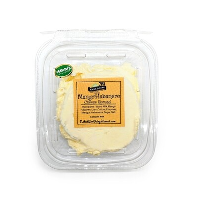 Cheese, Naked Cow Dairy - Fromage Blanc (Mango Habanero)