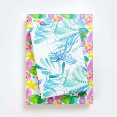 Wrappily, Magical Sea Wrapping Paper