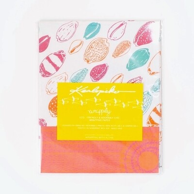 Wrappily, Leho by Kealopiko Wrapping Paper