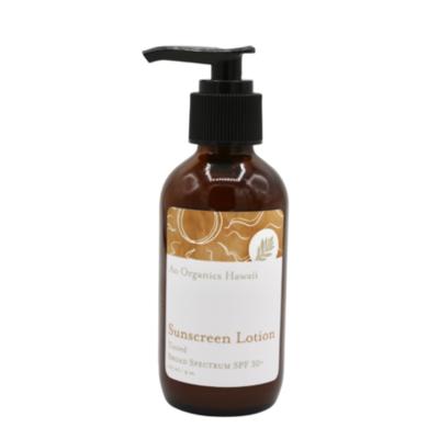 Ao Organics, Sunscreen - Liquid Tinted (4 Oz.)