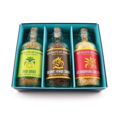 Sea Salt, Seasoned Sampler