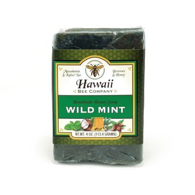 Honey Soap, Wild Mint