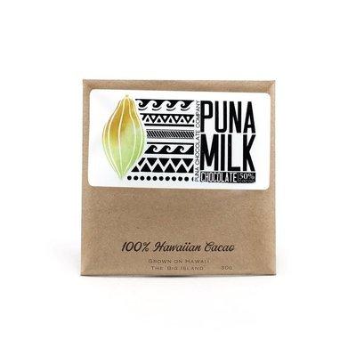 Chocolate Bar, Puna Milk 50%