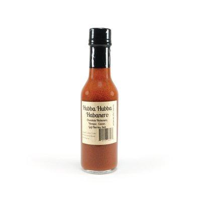 Hubba Hubba Habanero Hot Sauce