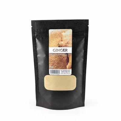 Spice, Ginger Powder