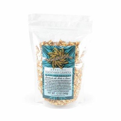 Granola, Coconut Macadamia