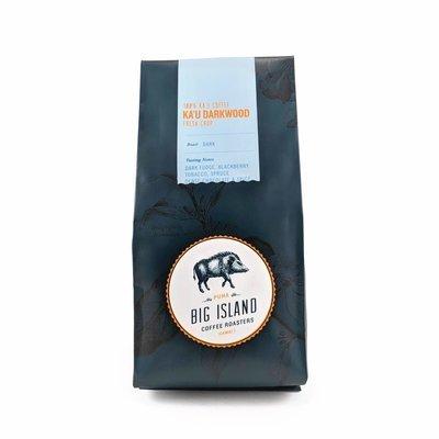 Big Island Coffee Rosters' Ka'u Darkwood Coffee, 7 oz (Dark) | Big Island