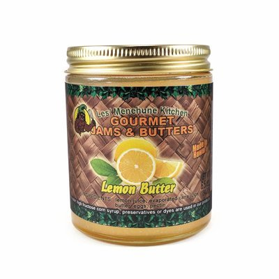 Fruit Butter, Lemon