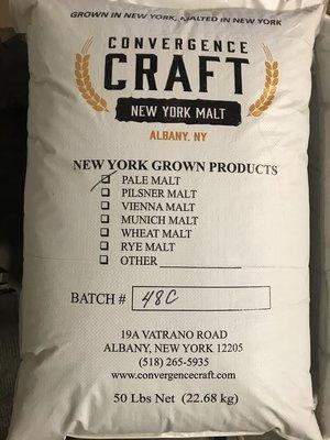 Pale Malt (50 lbs)