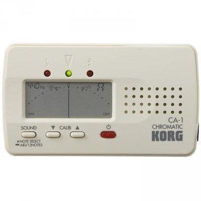 Stemapparaat Korg CA-1