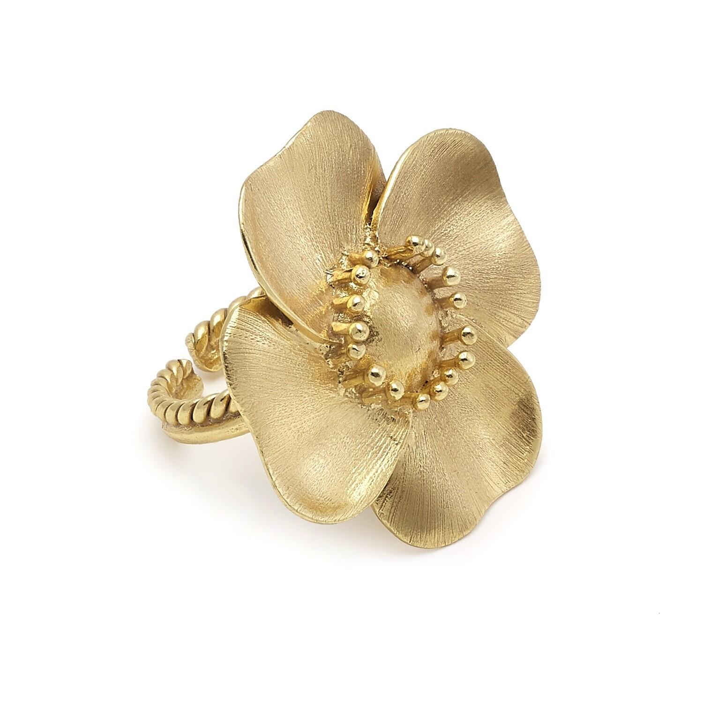 Poppy Ring small