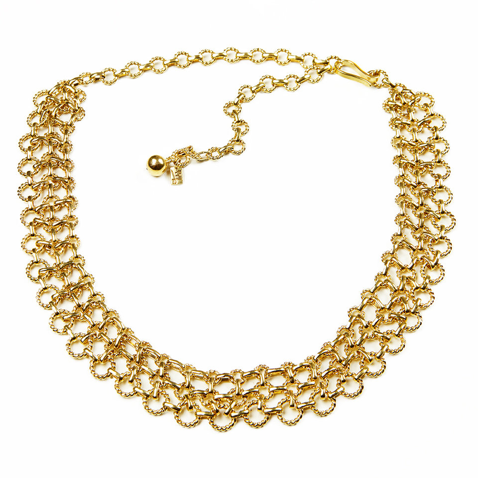 Chain Me Necklace