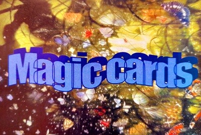 Metaphoric associative cards «Portable Magic cards»