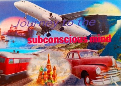Metaphoric associative cards «Portable Journey to the subconscious»