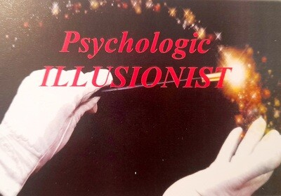 Metaphoric associative cards «Portable Psychologic illusionist»