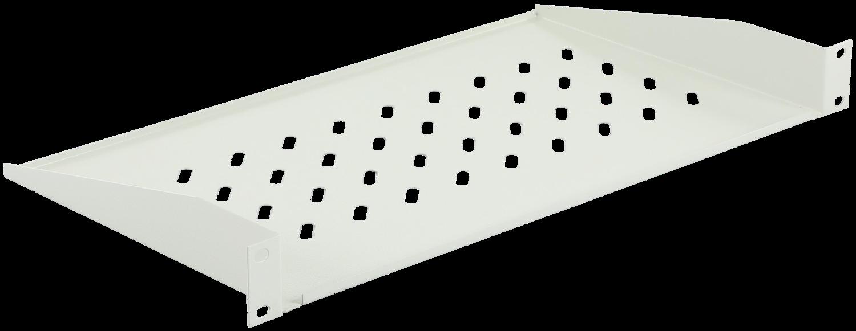 Wallmount legplank (vast)