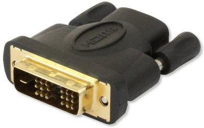 HDMI Adapter Type A (vrouwtje) naar Single Link (mannetje)